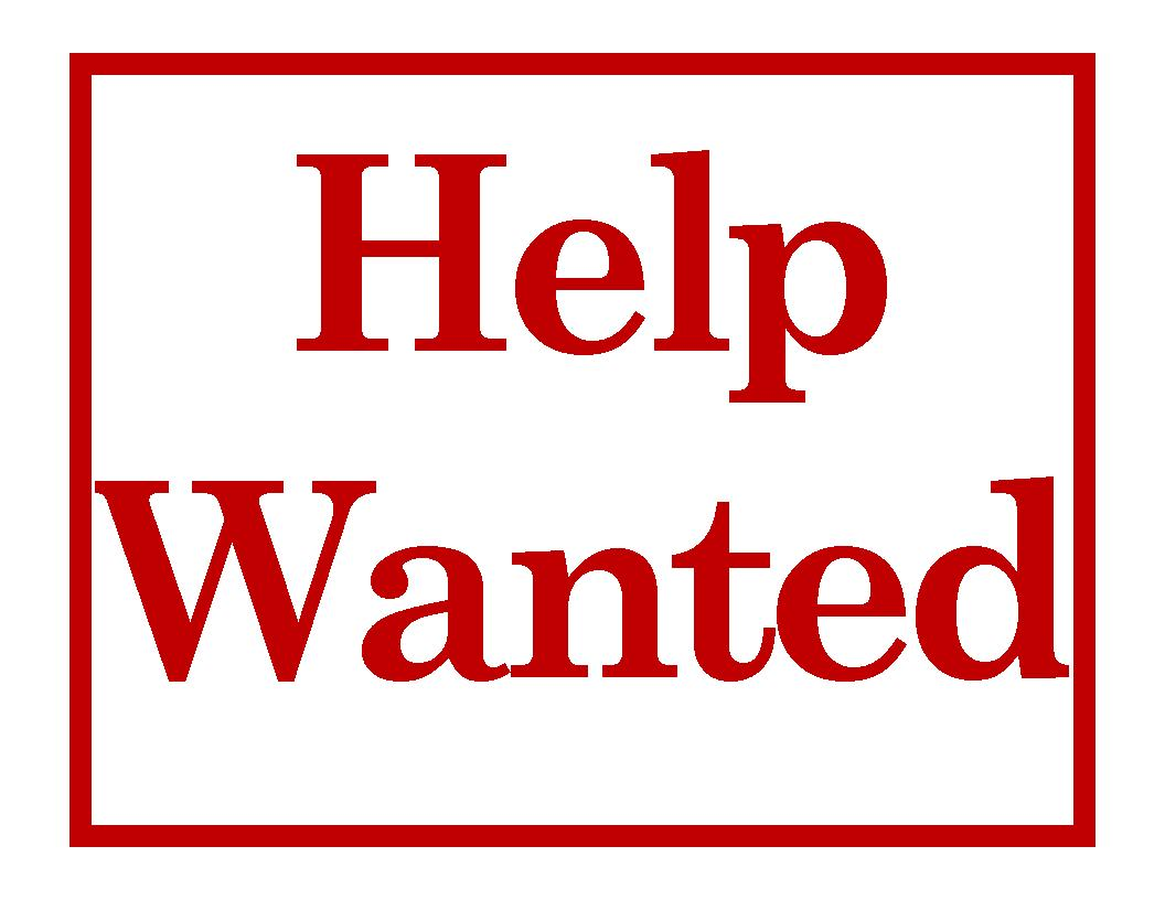 Help Wanted Sign  Help Wanted Template Word