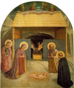 FraAngelico_Convent-Nativity