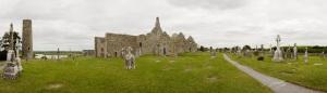 Ireland - Early monastery